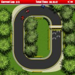 Tiny F1 racers Screenshot
