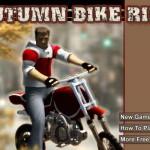 Autumn Bike Ride Screenshot