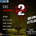 SAS: Zombie Assault 2 - Insane Asylum Screenshot