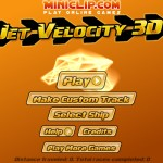 Jet Velocity 3D Screenshot