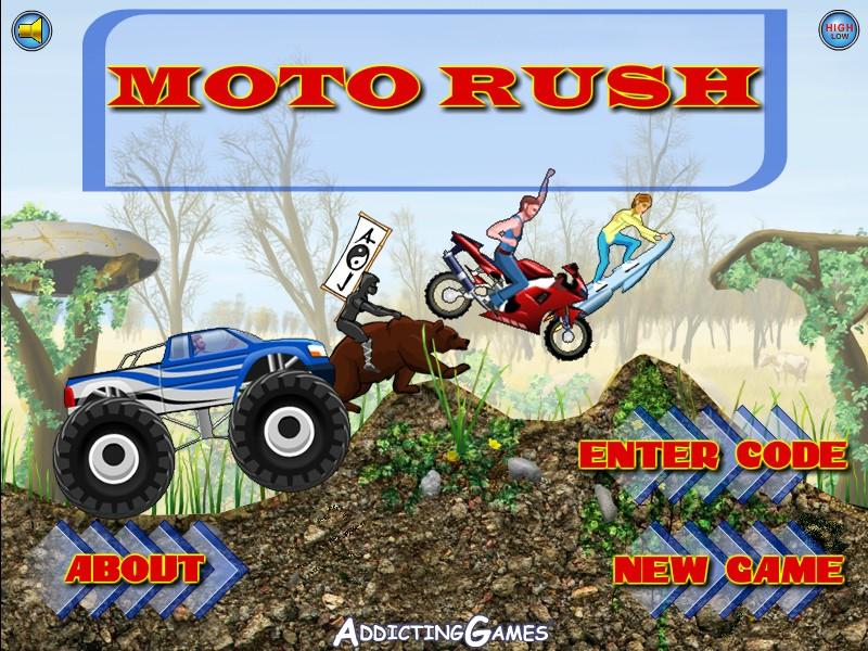 Play rush team hacked arcade