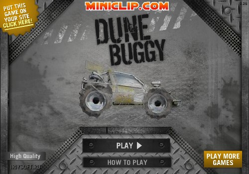 Dune Buggy Free Car Games