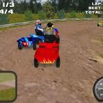 Lawnmower Racing 3D Screenshot