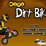 Mini Dirt Bike Screenshot