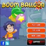 Boom Balloon Screenshot