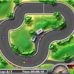 Micro Racers Screenshot