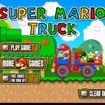 Super Mario Truck Screenshot