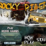 Rocky Rider Screenshot