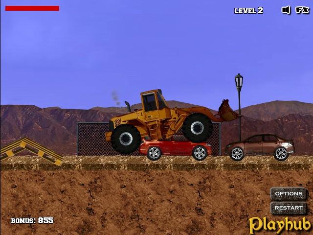 Bulldozer Mania The Game Bulldozer Mania Games