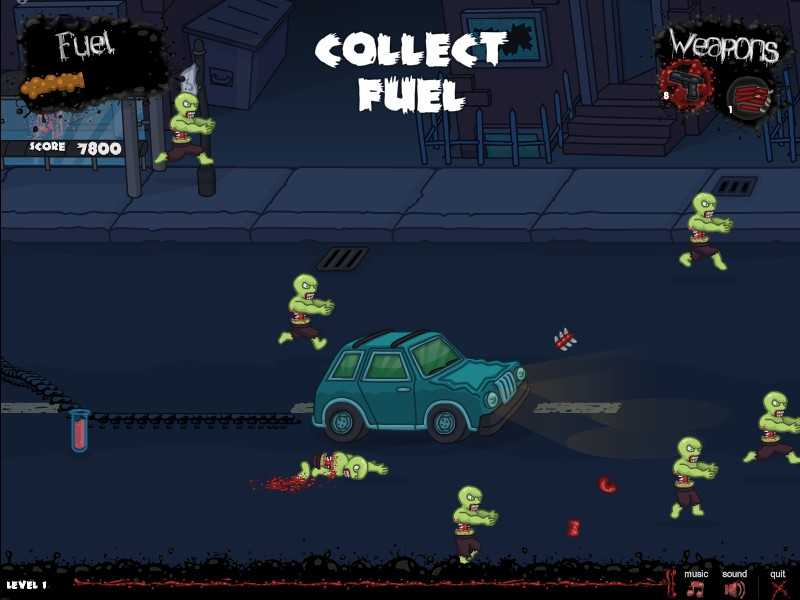 zomgies 2 funny car games