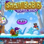 Snail Bob 6: Winter Story Screenshot
