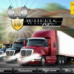 18 Wheels Driver Screenshot