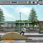 Skateboard City Screenshot