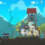 Artillery Rush Screenshot
