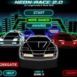 Neon Race 2 Screenshot