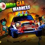 Zombie Car Madness Screenshot