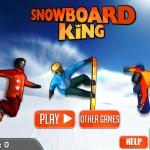 Snowboard King Screenshot