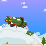 Santa Truck Screenshot