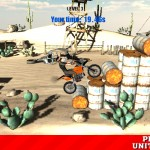 Dirt Bike 3D Screenshot
