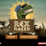 Rex Racer Screenshot