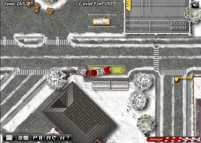 winter bus driver 2