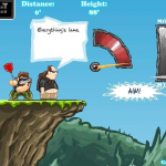 Homerun in Berzerk Land Screenshot