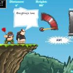 Homerun in Berzerk Land Screenshot
