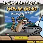 Escape From Ninja Dojo Screenshot