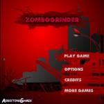 Zombogrinder Screenshot