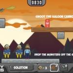 Balloons vs Zombies Screenshot