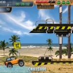 Rocky Rider Screenshot