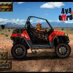 4v4 ATV Offroad Screenshot