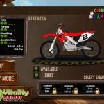 Desert Dirt Motocross Screenshot