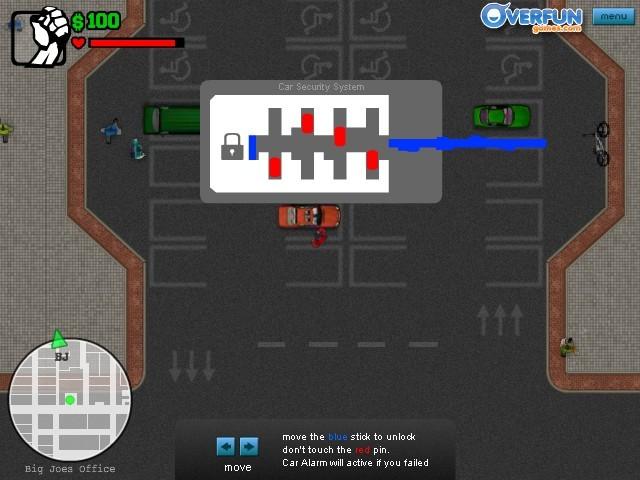 Build A Car >> Ace Gangster - Funny Car Games