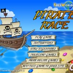 Pirate Race Screenshot