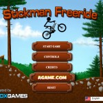 Stickman Freeride Screenshot