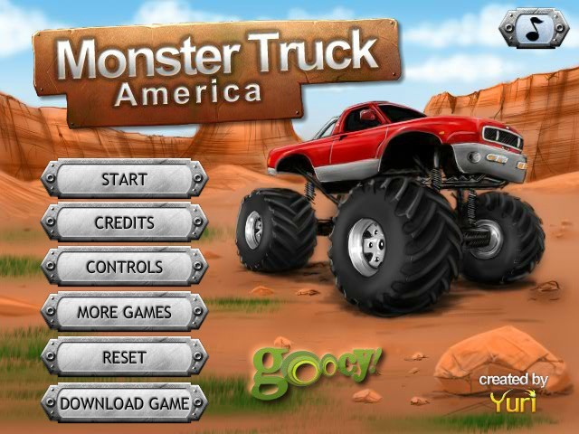 Most Play Monster Truck Games