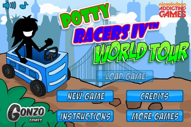 Potty Racers 4 Hacked - Unblocked Games - …