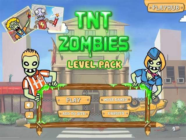 tnt zombies level pack funny car games