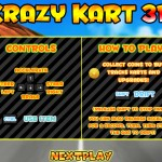 Krazy Karts 3D Screenshot