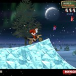 Santa Rider 2 Screenshot