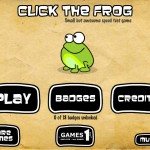 Click The Frog Screenshot