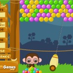 Rainbow Bubble Gum Screenshot
