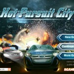 Hot Pursuit City Screenshot