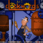 Clockwords: Act I Screenshot