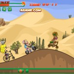 Bicycle Run Screenshot