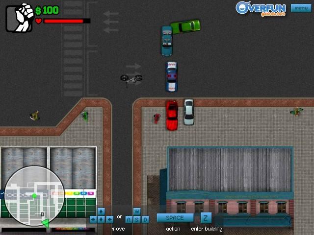 fun gangster games