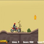 Downhill Stunts Screenshot