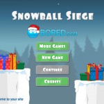 Snowball Siege Screenshot