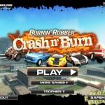 Burnin' Rubber Crash n' Burn Screenshot
